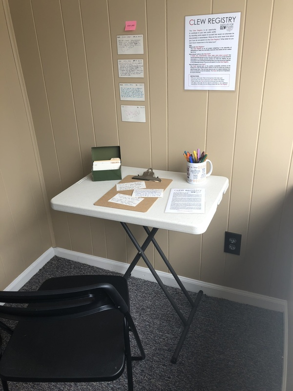 Office, Clew Registry