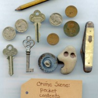 Contents of Pockets
