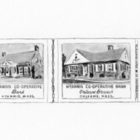 Hyannis Co-Operative Bank Matchbook